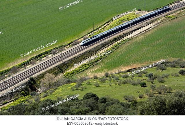 Train To Cordoba