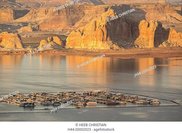 Arizona, Colorado Plateau, Southwest, Glen Canyon National Recreation Area, Lake Powell