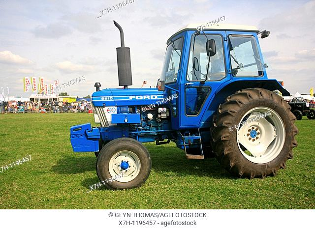Ford 6610 vintage tractor