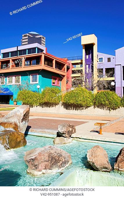 La Placita Village,Tucson, Arizona,USA