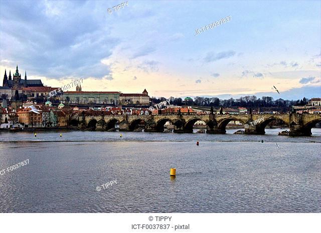 Czech Republic, Prague, Mala Strana