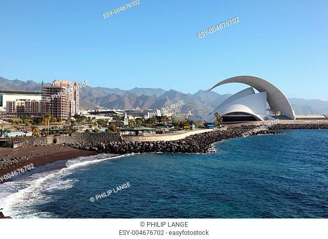 Santa Cruz de Tenerife, Kanarische Inseln, Spanien