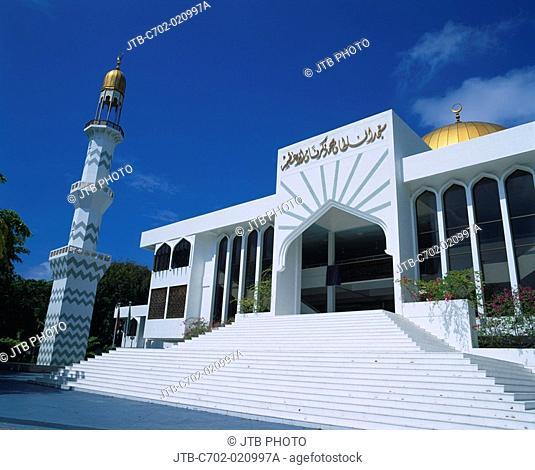 Islamic center, Male, Maldives