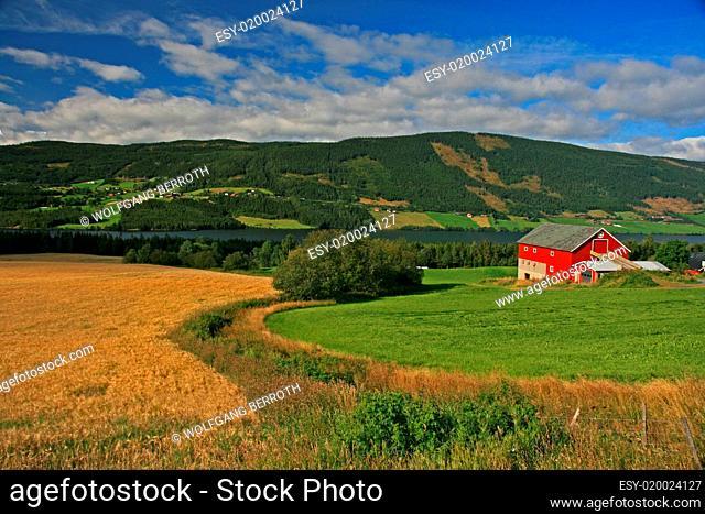 Bauernhof - Norwegen