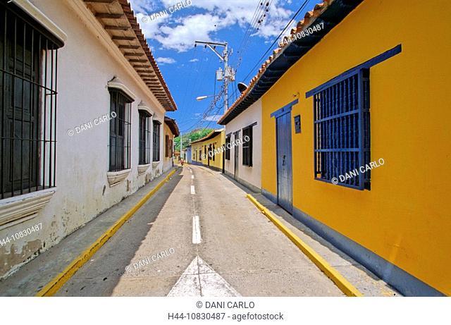Venezuela, South America, Main Road, Choroni, Parque Nacional, Henri Pittier, Cordillera De La Costa, South America