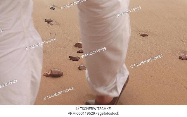 El Gzira Plage, Atlantic Coast, Morocco, North Africa, Africa