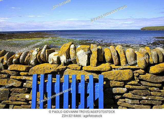Birsay Bay, Orkney, Scotland, Highlands, United Kingdom