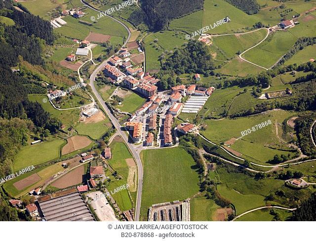 Urrestilla, Azpeitia, Guipuzcoa, Basque Country, Spain
