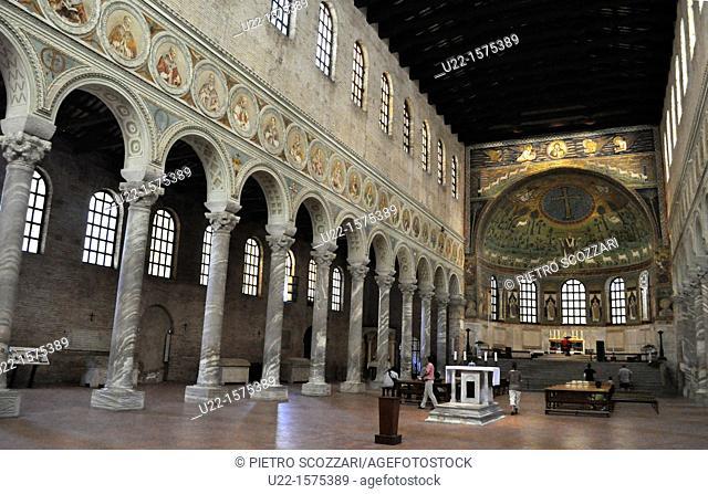 Ravenna (Italy): Basilica of Sant'Apollinare in Classe