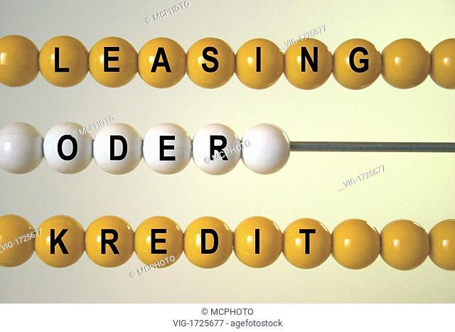 Symbol credit or leasing - 01/01/2009
