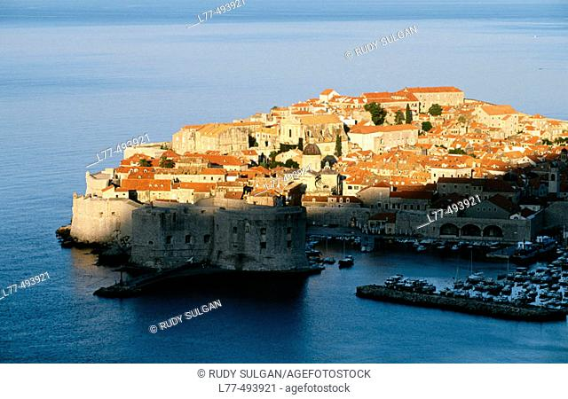 Dubrovnik. Dalmatia. Croatia