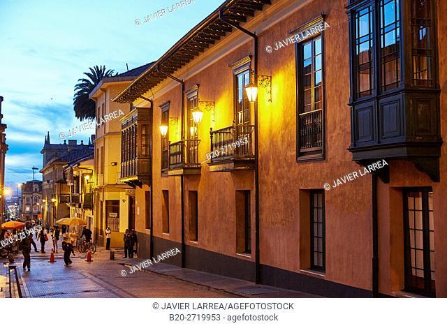 Hotel de la Opera, La Candelaria, Bogota, Cundinamarca, Colombia, South America