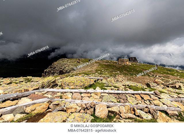 Europe, Italy, Alps, Dolomites, Mountains, Col Margherita Park