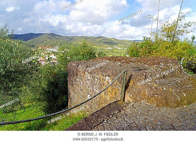 Ruínas do Castelo de Salir