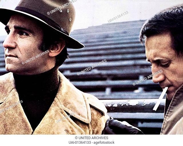 Die Seven-Ups, Seven Ups, The, Die Seven-Ups, Seven Ups, The, Tony Lo Bianco, Roy Scheider Buddy Manucci (Roy Scheider,r)