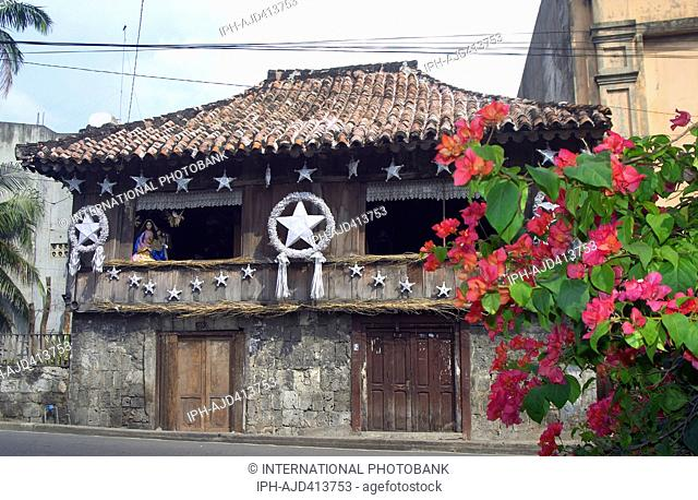 Philippines Cebu Cebu City 17th century house, one of the oldest houses in the Philippines Adrian Baker