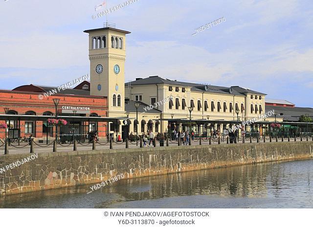 Central Station, Malmo, Sweden