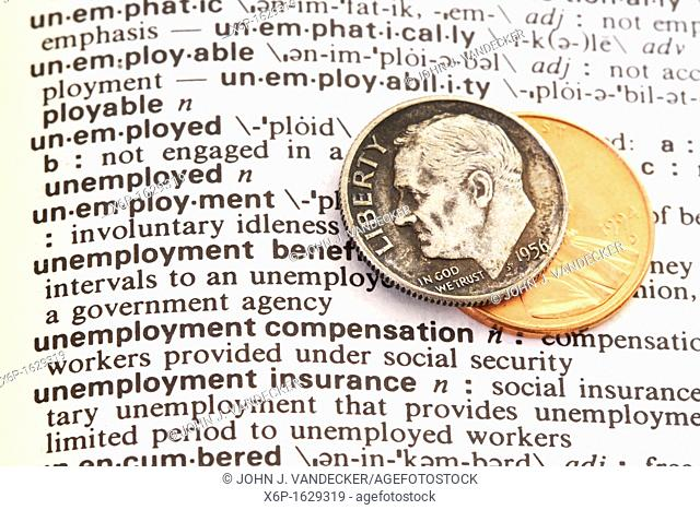 Insufficiency of unemployment benefits