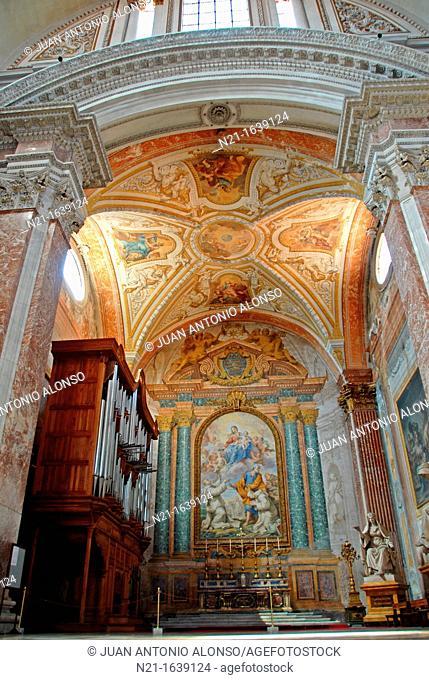 Santa Maria degli Angeli e dei Martiri, Piazza della REpubblica, Rome, Lazio, Italy, Europe