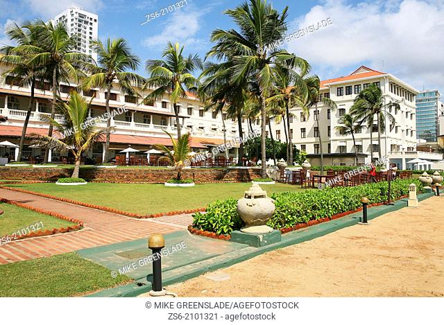 The Galle Face Hotel, Colombo, Sri Lanka