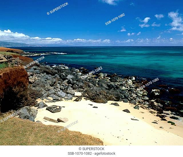 East Shore Maui Hawaii USA