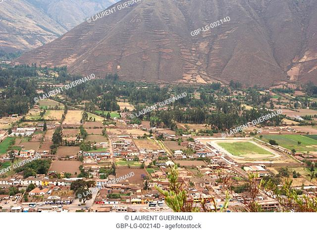 Urubamba, Worth Sacred of Los Incas, Region of Cusco, Lima, Peru
