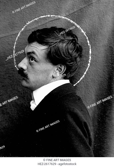 Koloman Moser (1868-1918). Artist: Anonymous