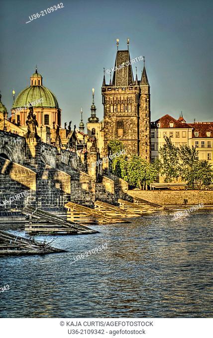 St Charles Bridge, Prague, Czech REpublic
