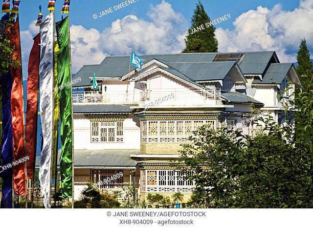 India, Sikkim, Pelling, Upper Pelling, House