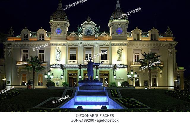 Monaco casino age cruise ship gambling rules