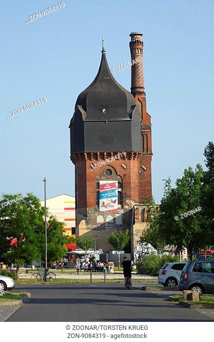 Old Water Tower, Wiesbaden