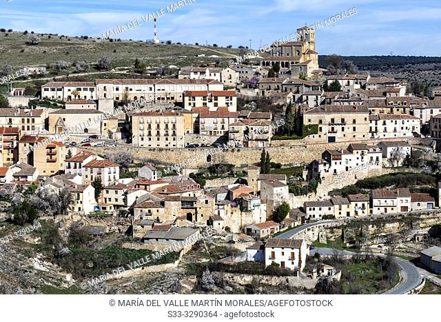 Sepulveda city. Segovia. Spain. Europe