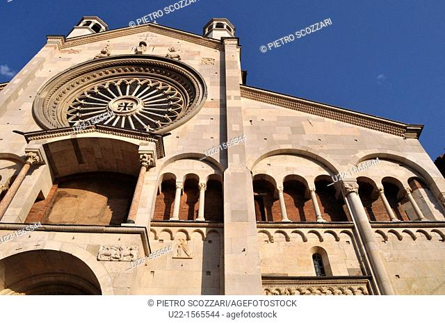Modena (Italy): the Cathedral