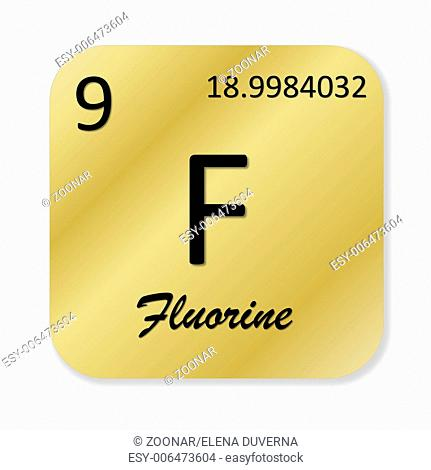 With Fluorine Element Stock Photos And Images Age Fotostock