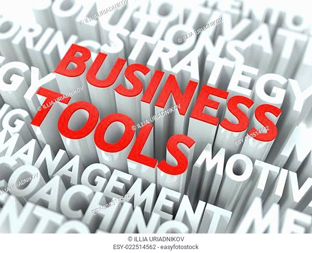 Business Tools Concept