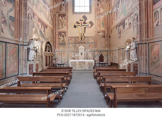 Basilica of Santa Croce Chapel