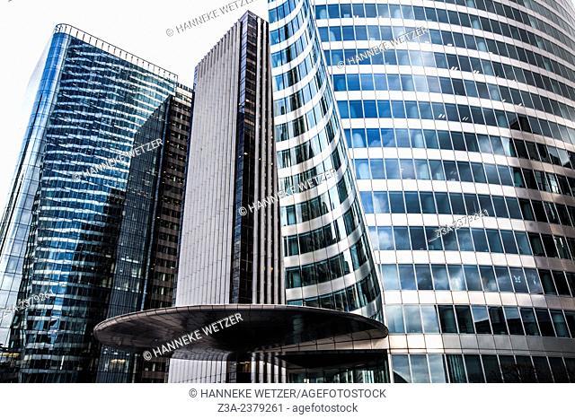 Grande arche at Paris-La Défense, France