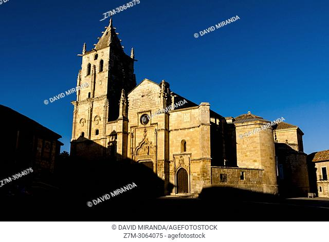 Iglesia de Santa María Magdalena. Torrelaguna. Madrid Province. Spain