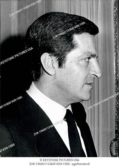 Mar. 31, 2012 - Mr. Adolfo Suarez Gonzalez, Spanish Premier. (Credit Image: © Keystone Pictures USA/ZUMAPRESS.com)