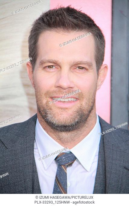 "Geoff Stults 04/18/2017 The Los Angeles World Premiere of """"Unforgettable"""" held at the TCL Chinese Theater in Hollywood"