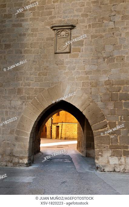 Olite Castle, Navarre, Spain, Europe