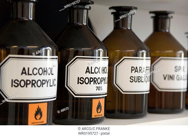 Chemists, Shop