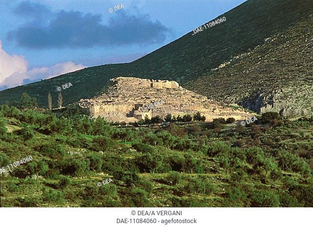 Greece - Peloponnesus - Mycenae. Citadel