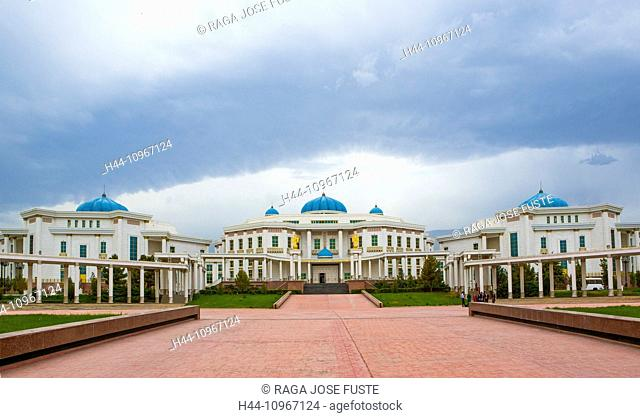 Ashgabat, Ethnography, Turkmenistan, Central Asia, Asia, architecture, city, culture, dome, history, marble, museum, national, touristic, travel, white
