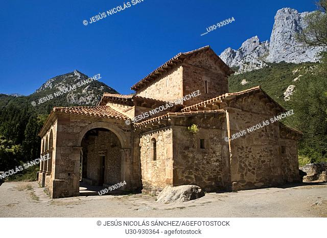 Church of Santa María de Lebeña, declarated National Monument in 1 893, is one of the most representative examples of pre-romanesque art  It is located in small...