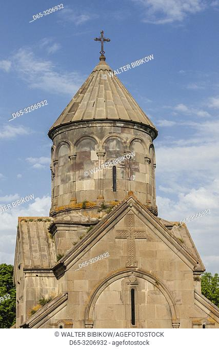 Armenia, Tsaghkadzor, Kecharis Monastery, 11th century, exterior