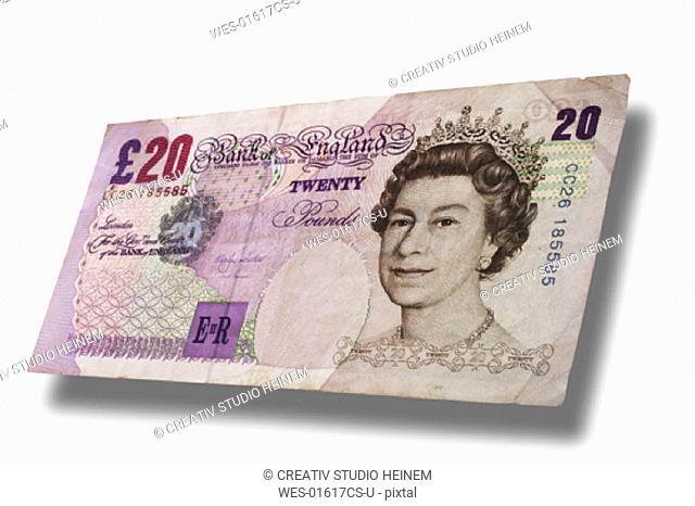 20 British Pound