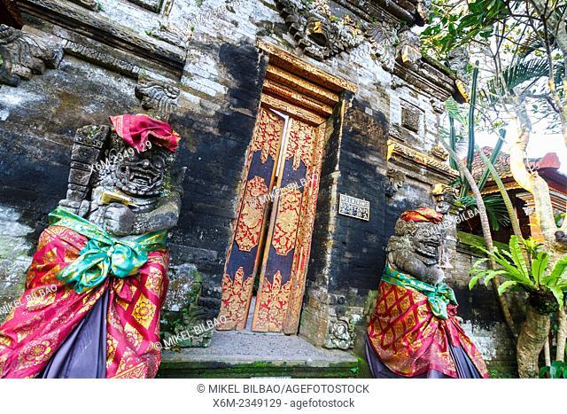 Ubud Palace. Ubud. Bali. Indonesia