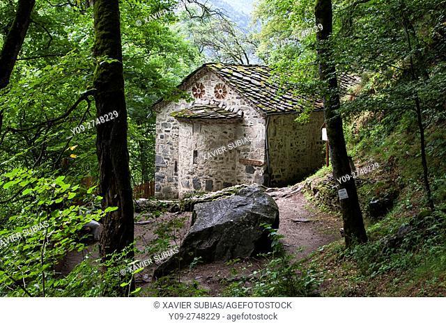 Church of The Assumption of St. John of Rila, Bulgaria