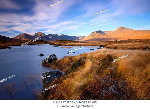 Rannoch Moor, Glen Etive, Scotland